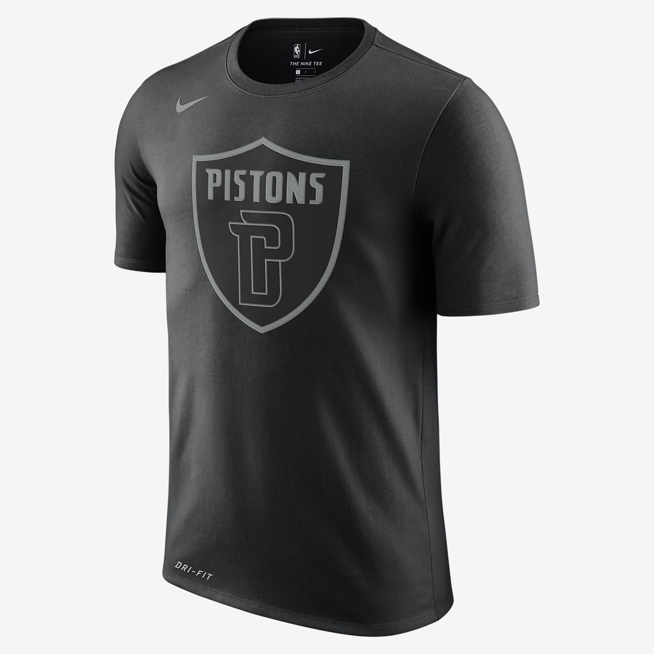 fcec0647493 Detroit Pistons City Edition Nike Dri-FIT Men s NBA T-Shirt. Nike.com