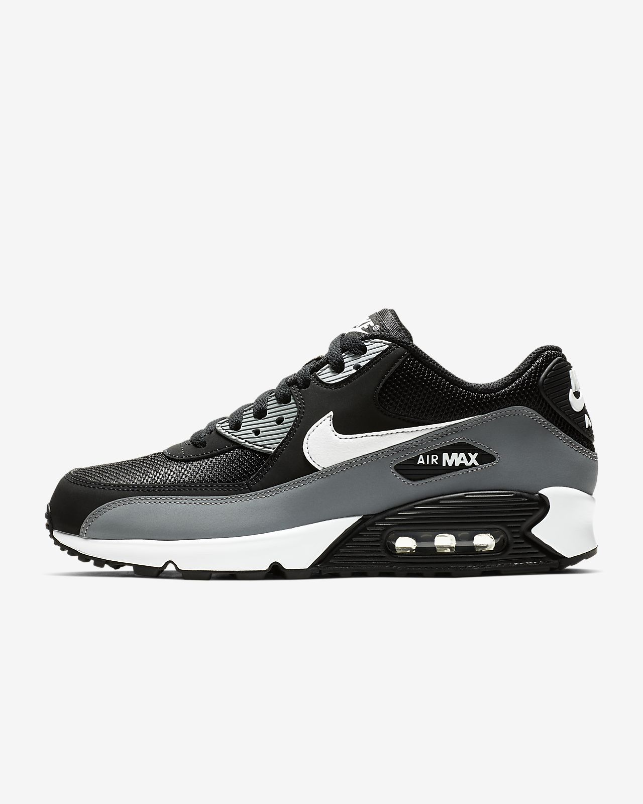 cheap for discount 9bd8a a2ee6 ... Chaussure Nike Air Max 90 Essential pour Homme