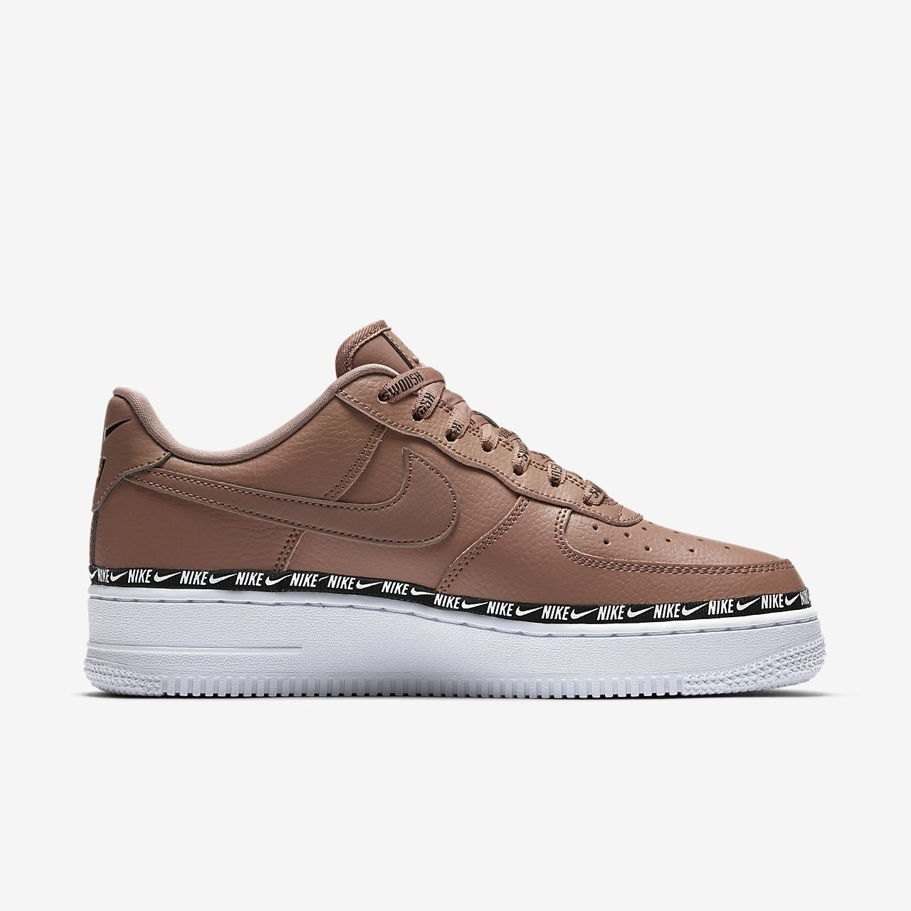 low priced a8d47 ee4e2 ... Nike Air Force 1 07 SE Premium Womens Shoe