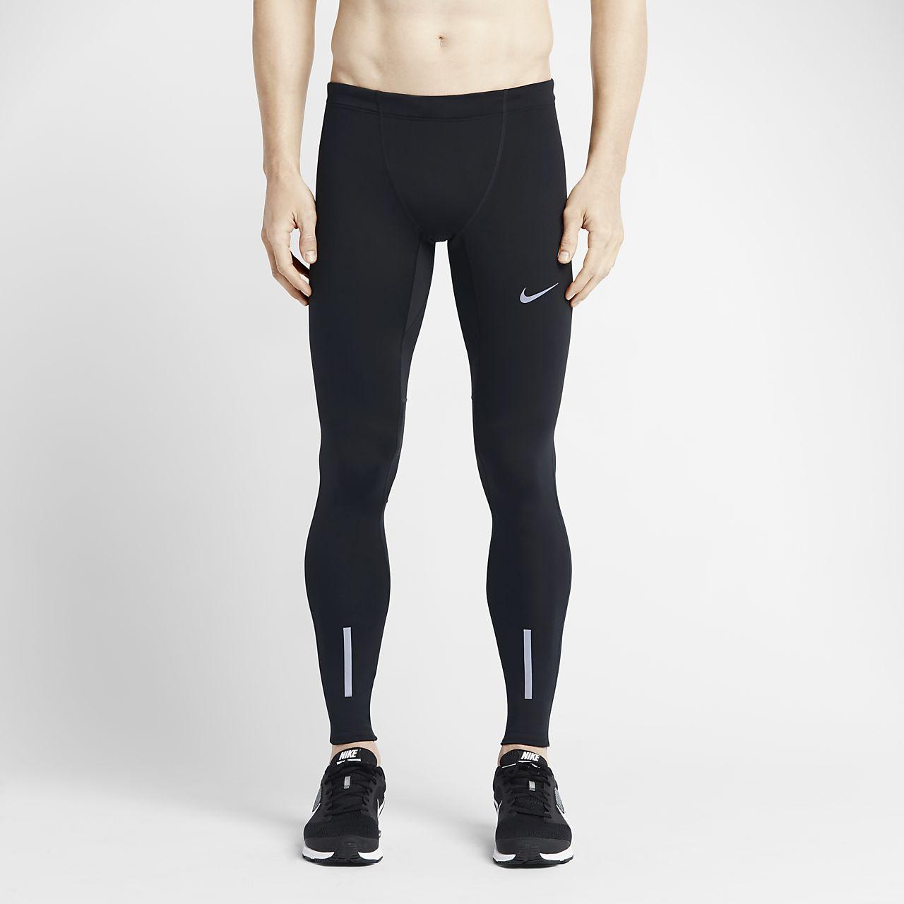 Nike Power Tech - løbetights til mænd
