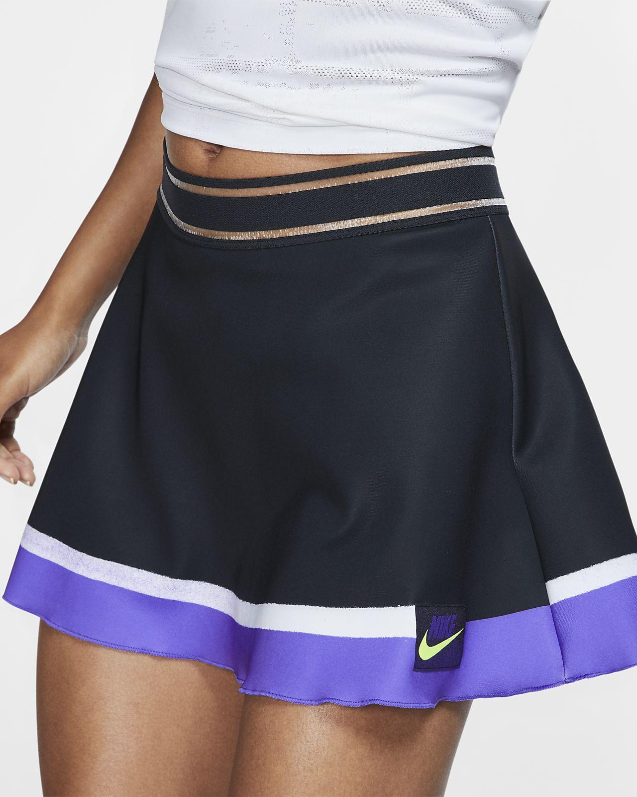 NikeCourt Slam tennisskjørt til dame