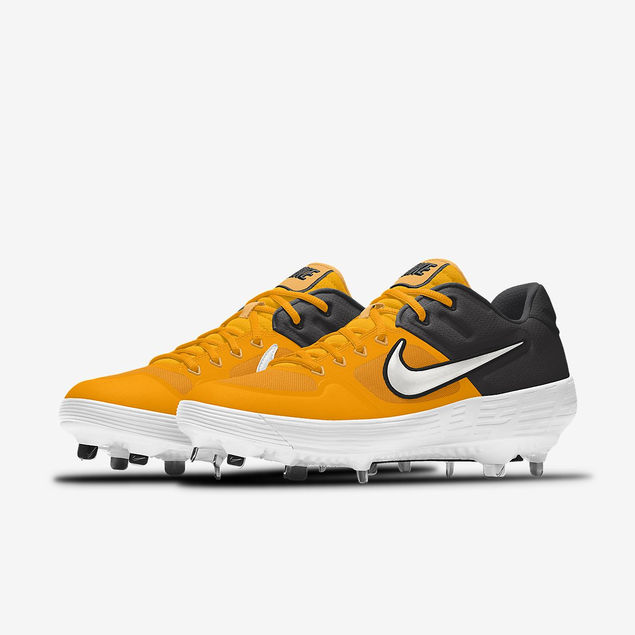 Personalizowane korki do gry w baseball Nike Alpha Huarache Elite 2 Low By You