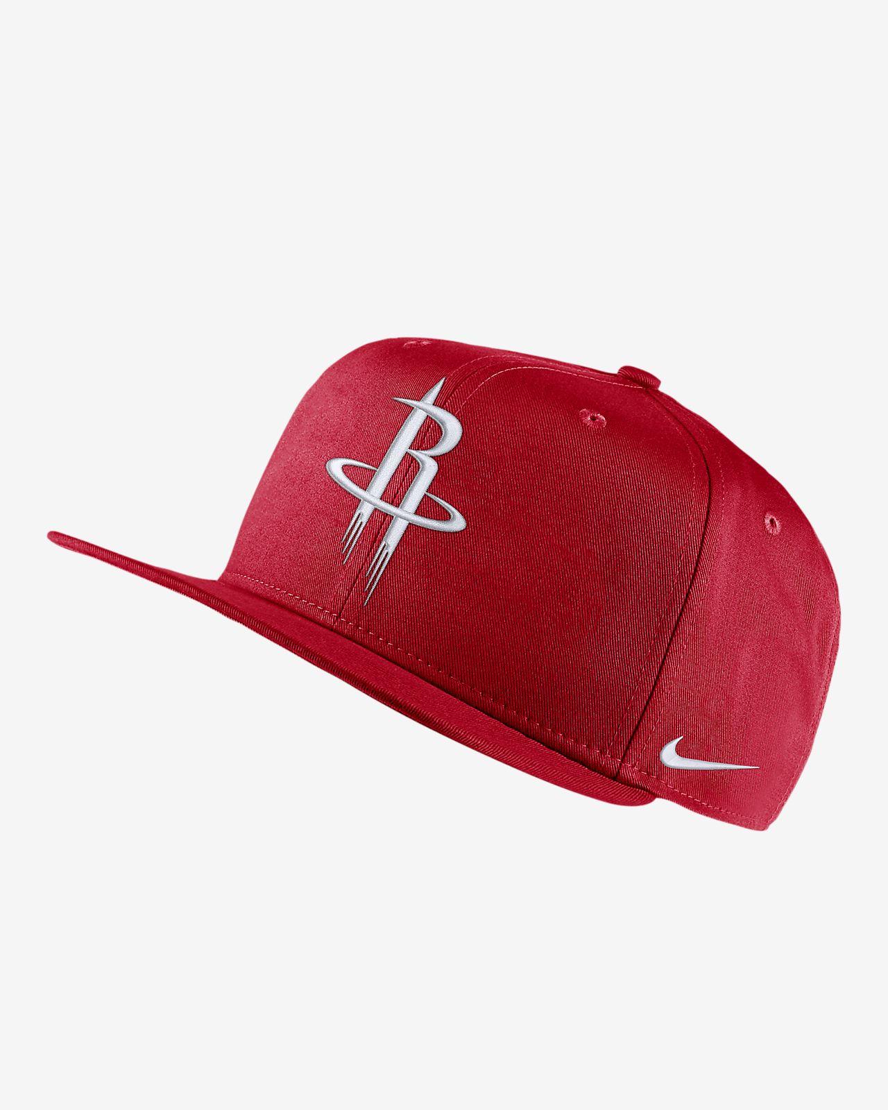 Houston Rockets Nike Pro NBA Cap