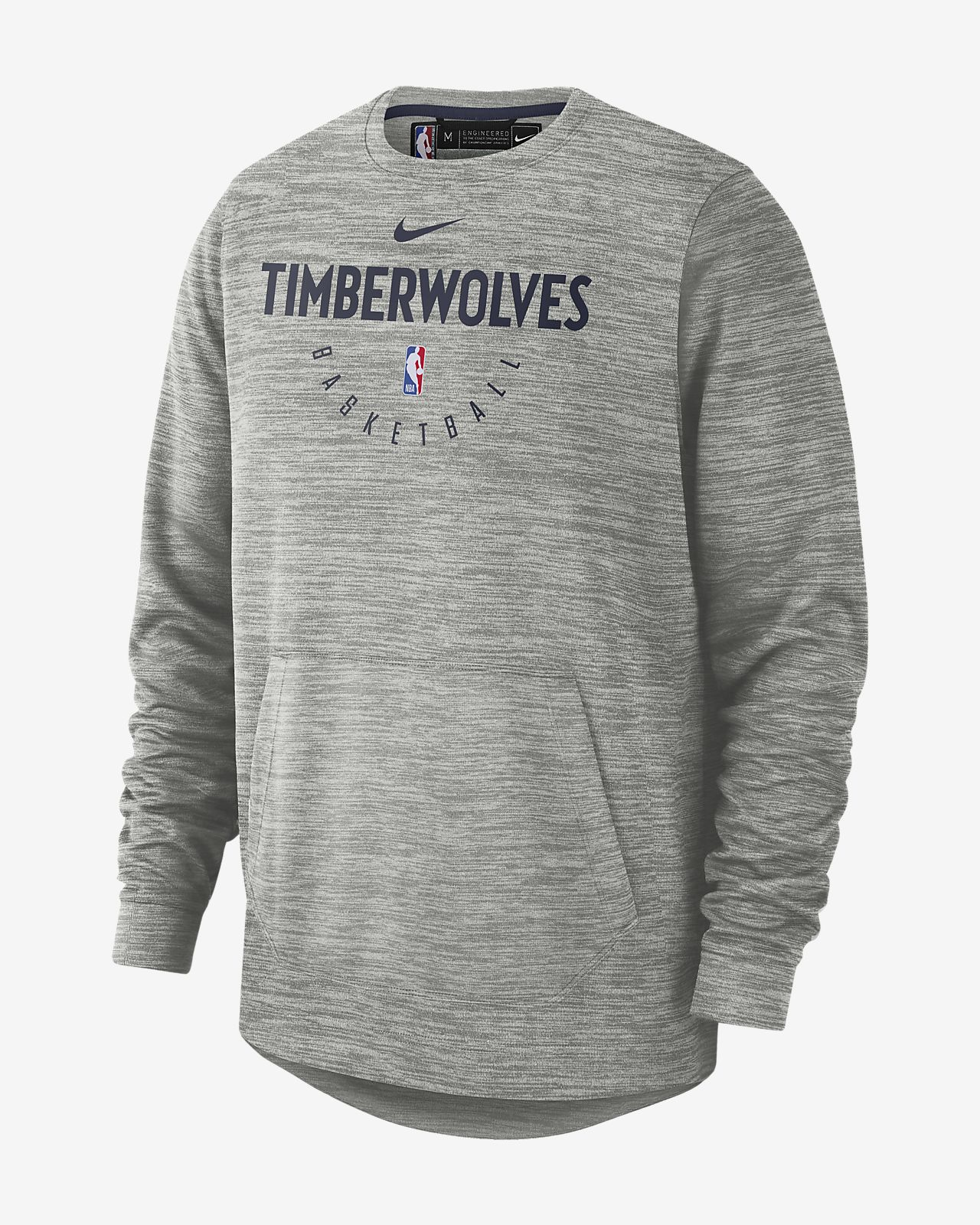 Minnesota Timberwolves Nike Spotlight Men s NBA Crew. Nike.com 787937abf