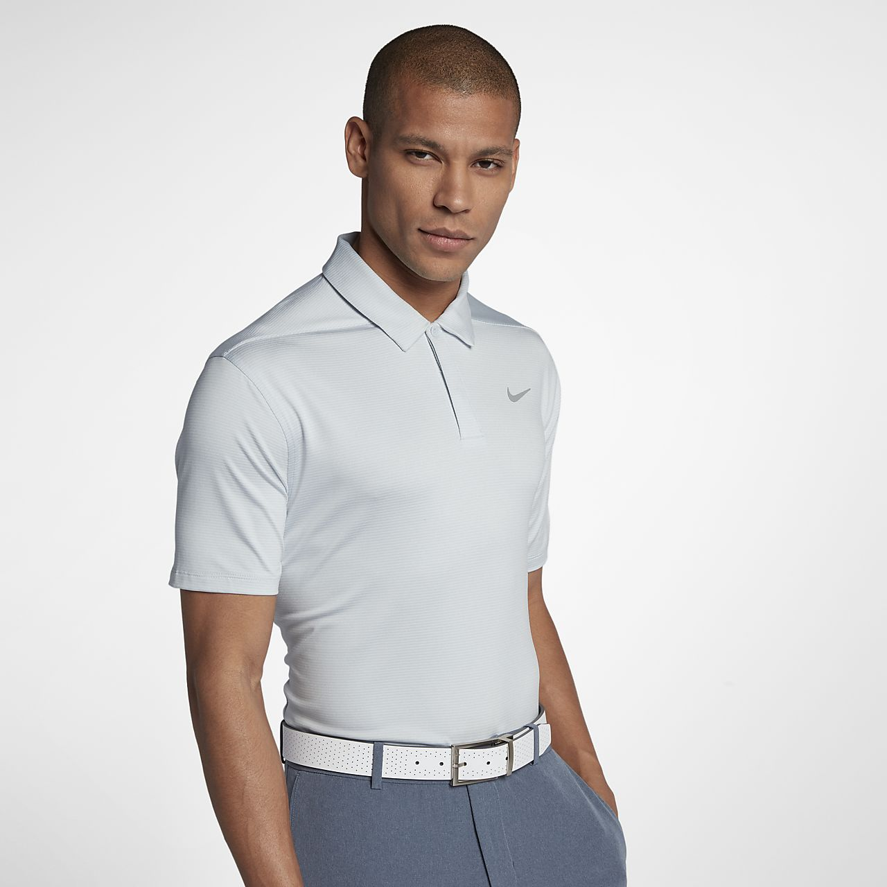 ... Nike Dri-FIT Men's Standard Fit Golf Polo