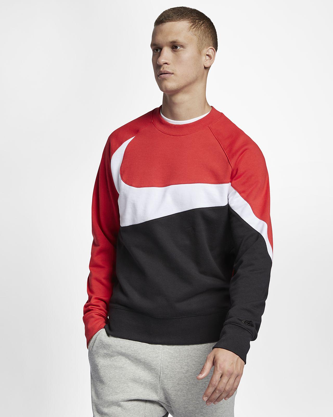 Свитшот из ткани френч терри Nike Sportswear