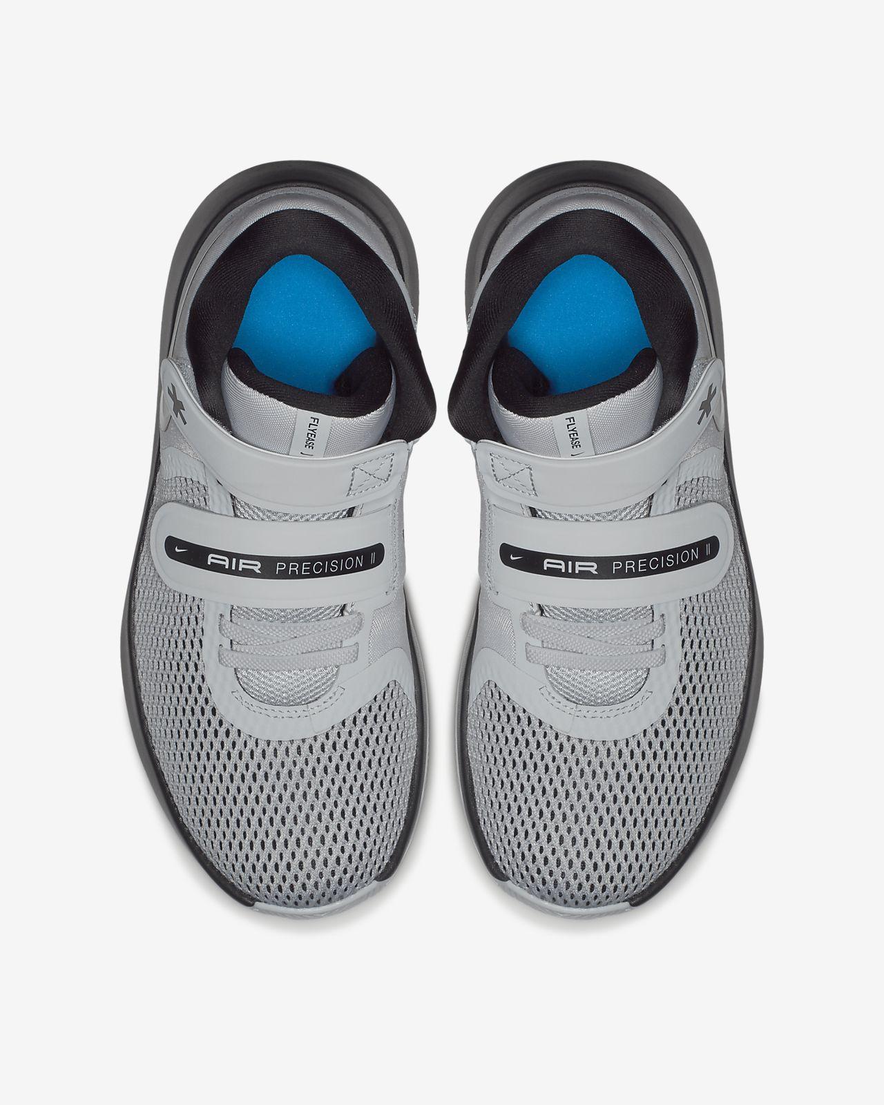 promo code 0054f 2ab2e ... Nike Air Precision II FlyEase (Extra-Wide) Women's Basketball Shoe