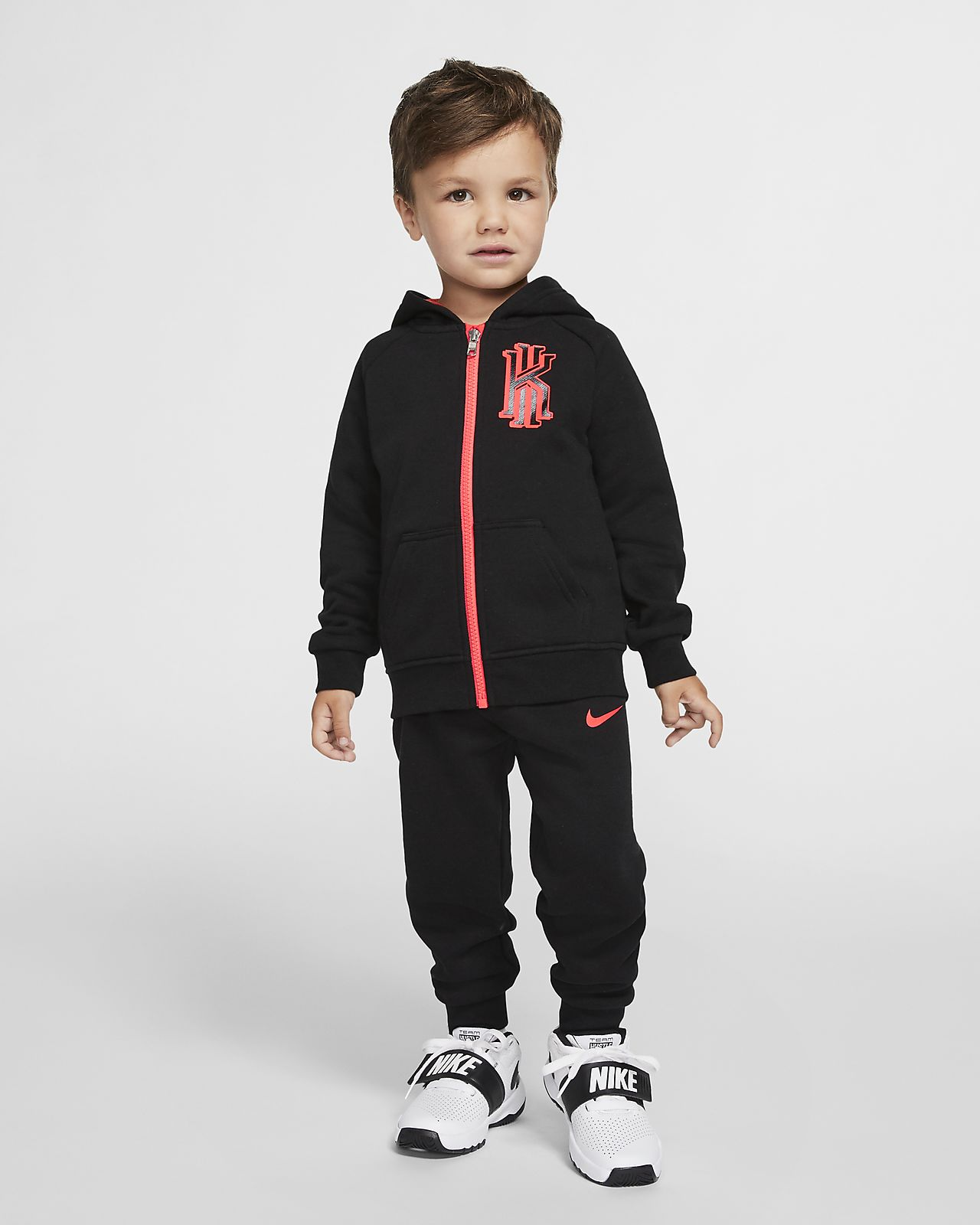 Kyrie Toddler Hoodie and Joggers Set