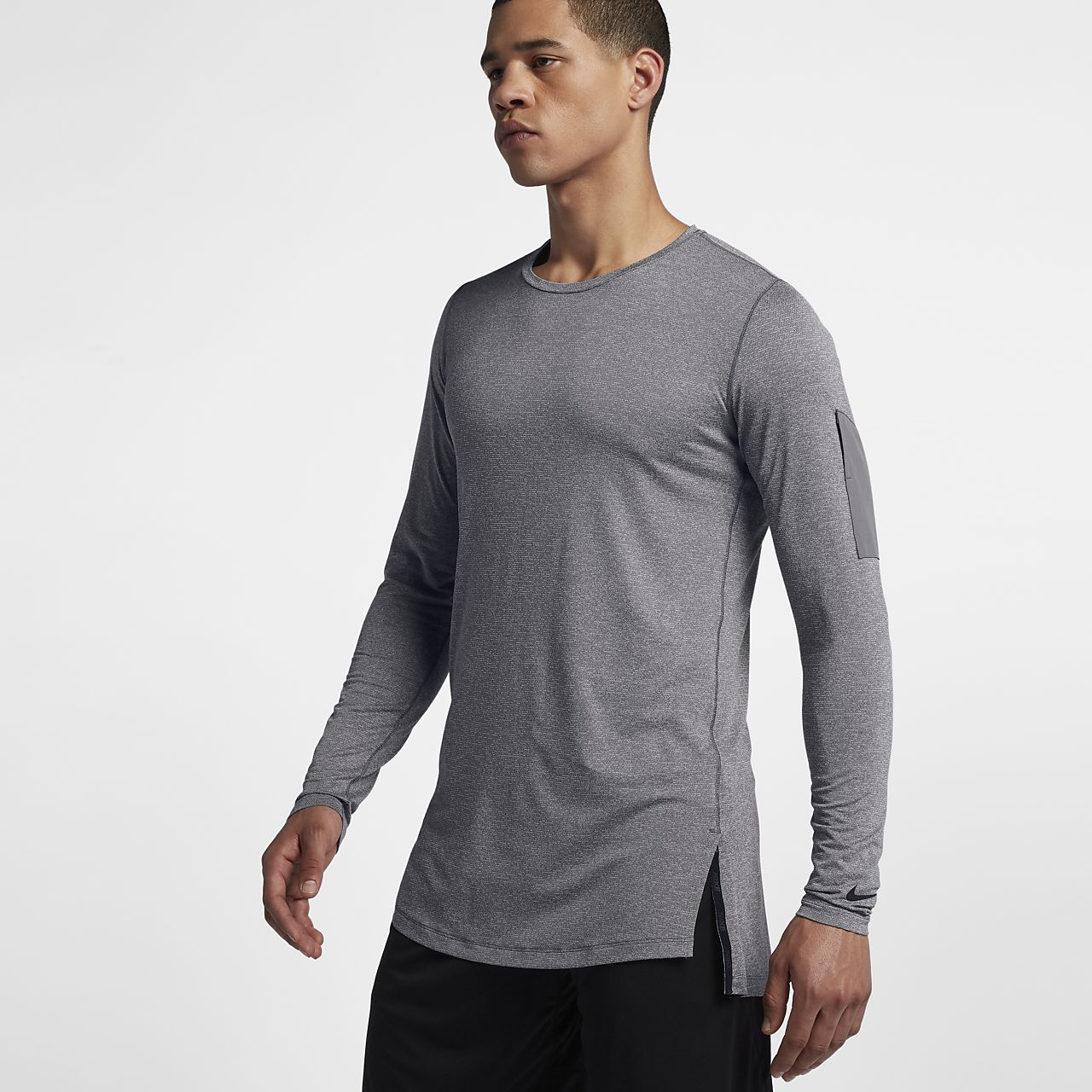 Long Sleeve Fitted Shirts