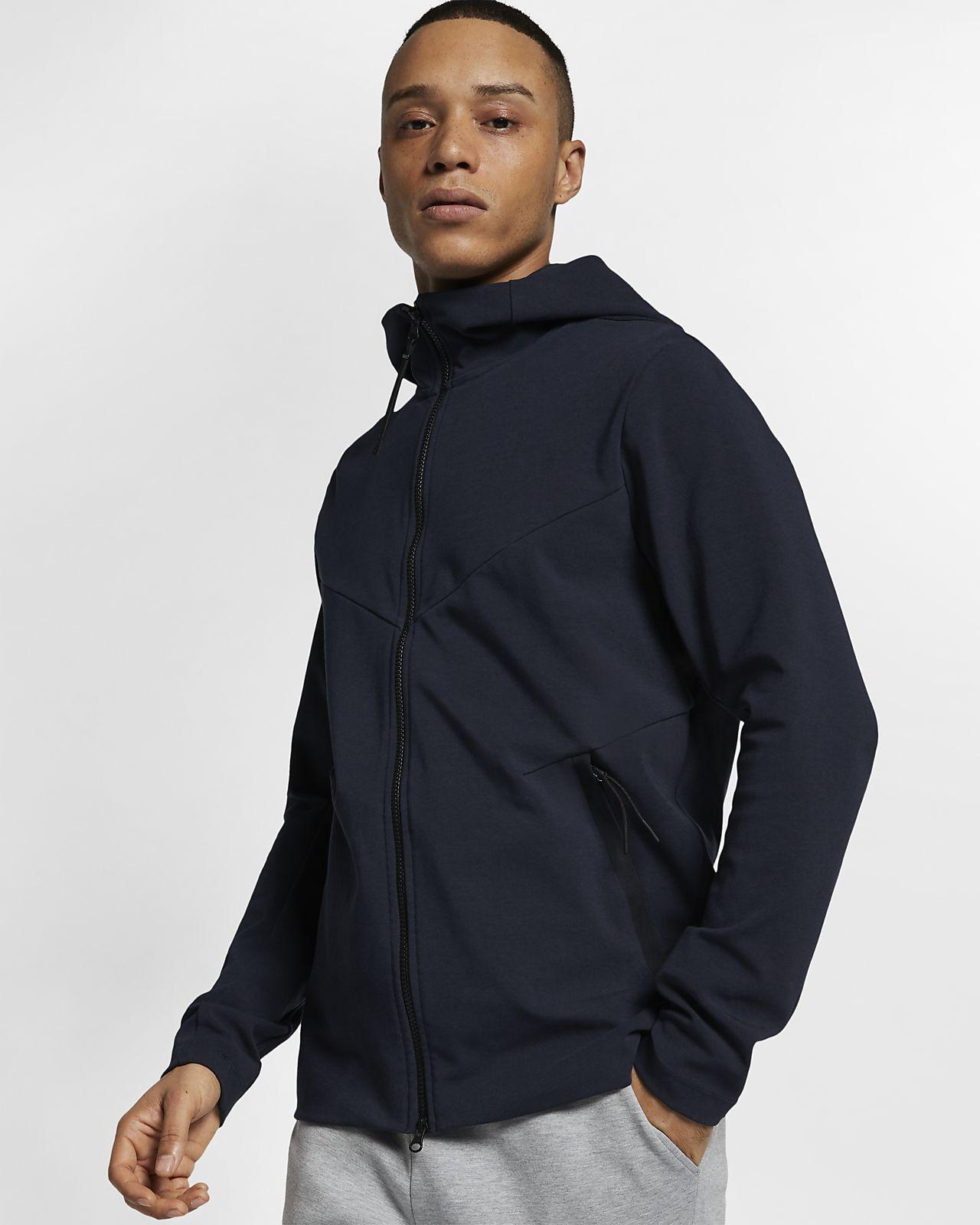 Nike Sportswear Tech Pack Knit hoodie met rits voor heren