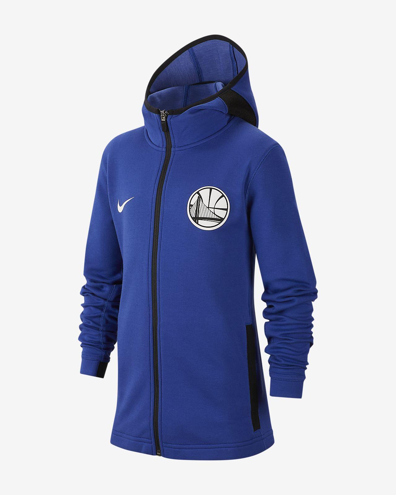 Golden State Warriors Nike Dri-FIT Showtime Big Kids  (Boys ) NBA ... 6af6375abd