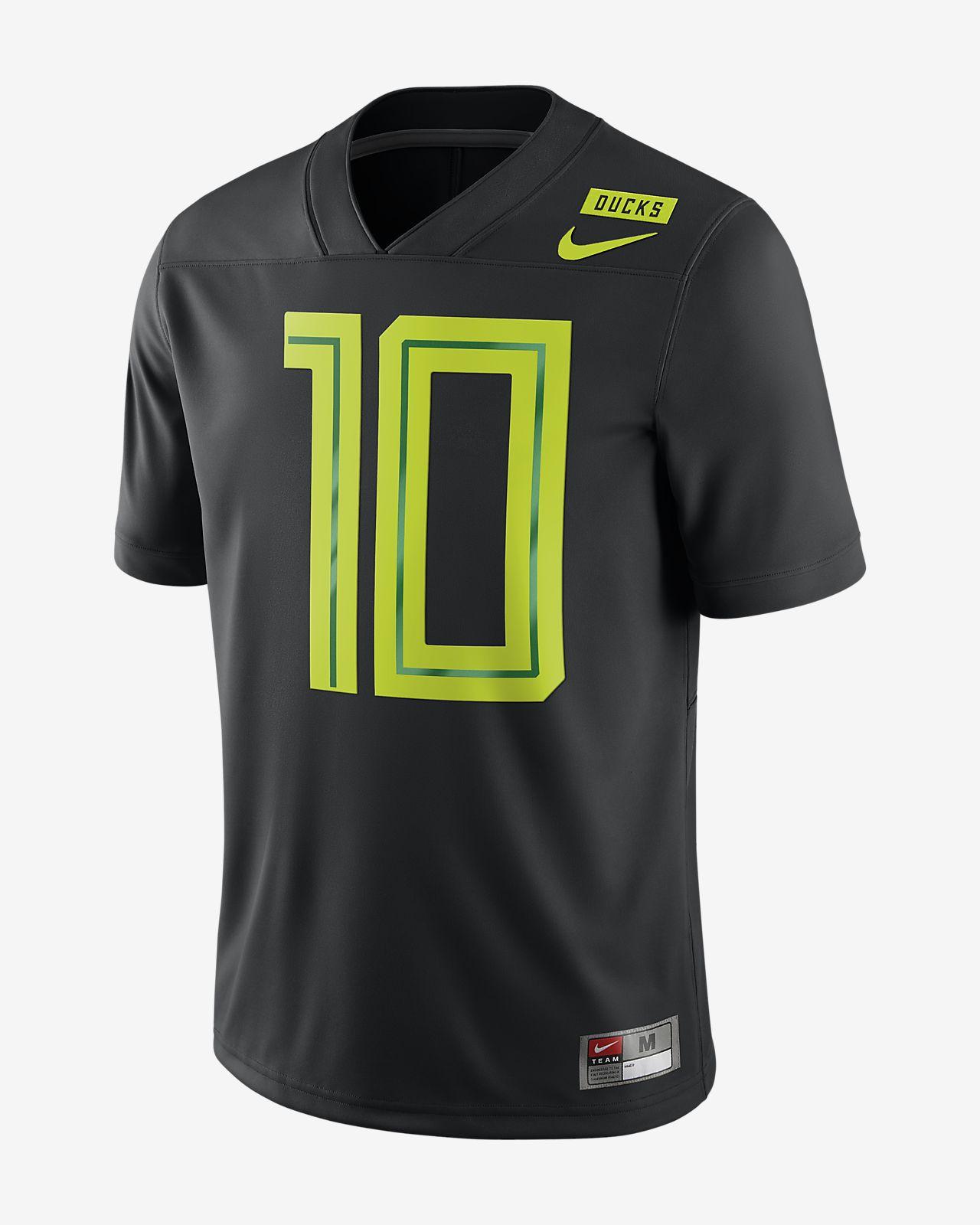 2da0069b27c Nike College Game (Oregon) Men s Football Jersey. Nike.com