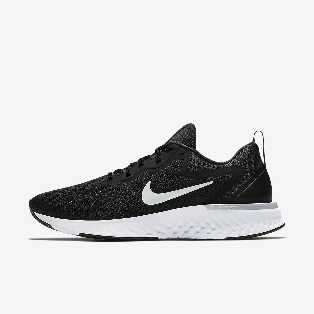 Nike Donna Scarpe da corsa Wmns Nike Nike Odyssey REAGIRE W NERO BIANCO