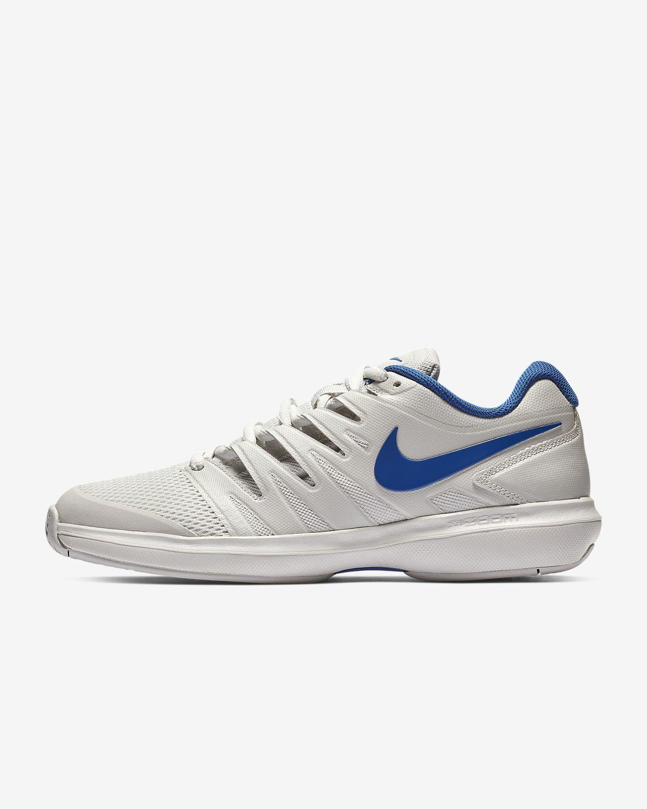 competitive price 7baa6 194a1 NikeCourt Air Zoom Prestige-hardcourt-tennissko til mænd