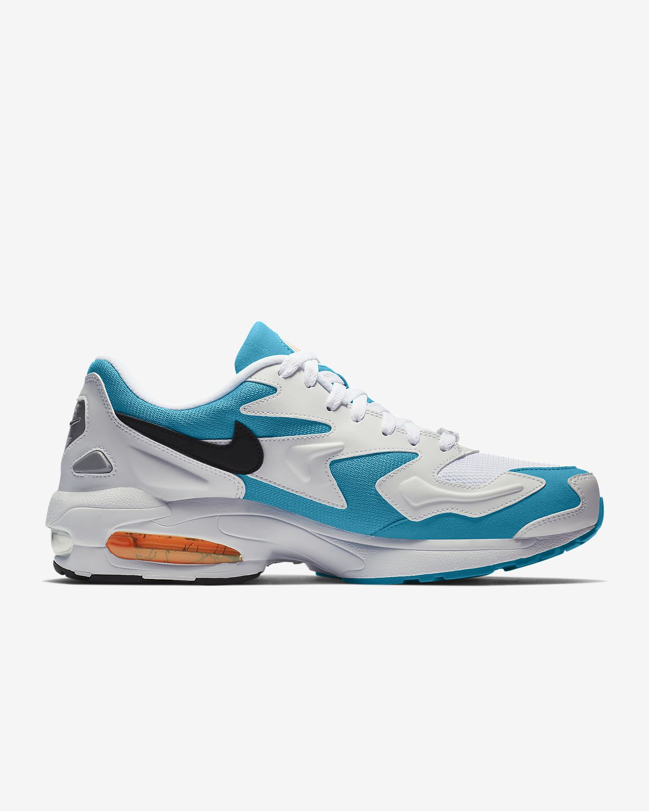 cheap for discount e6c19 88d2b ... Chaussure Nike Air Max2 Light pour Homme