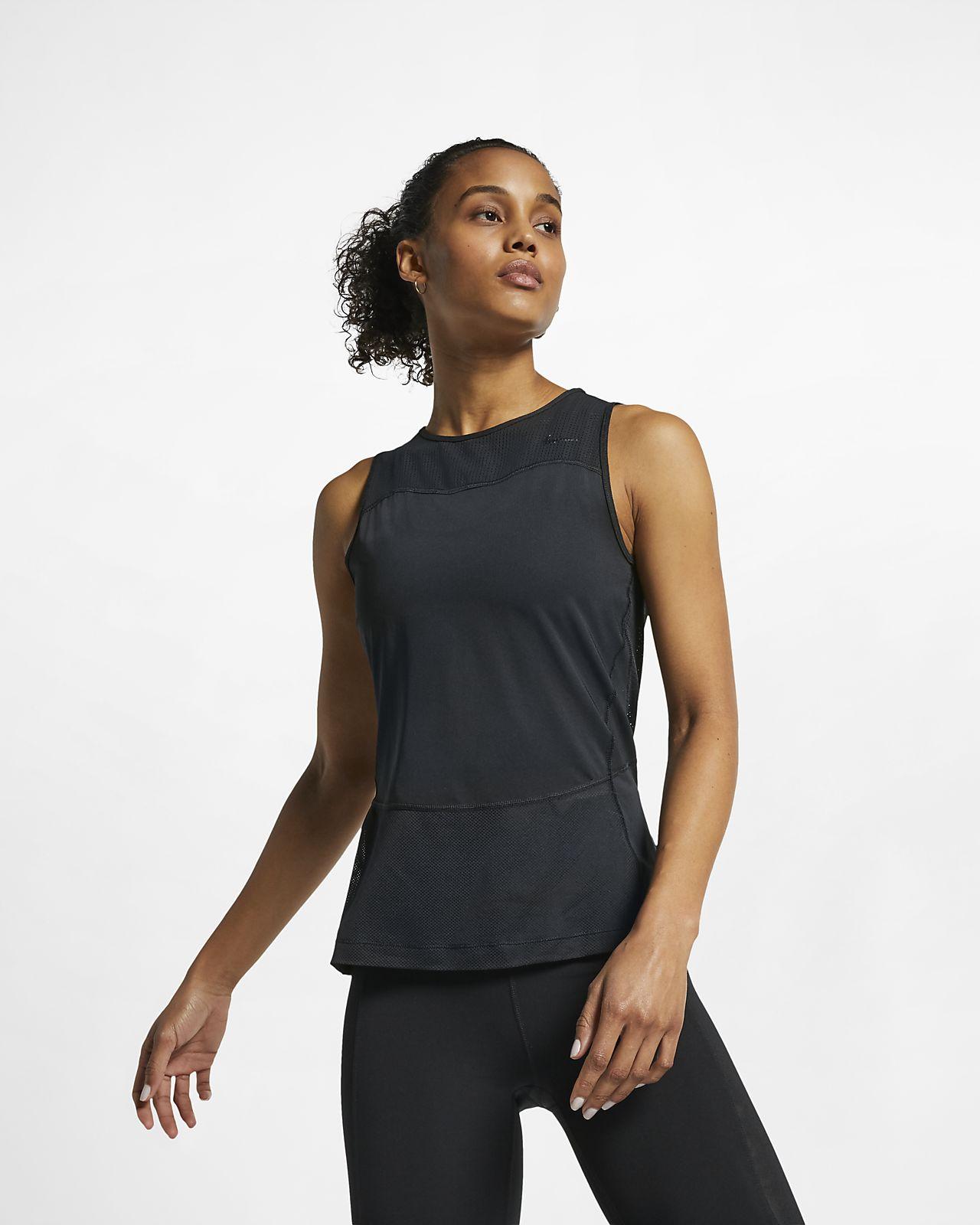 Nike Pro HyperCool 女子训练背心