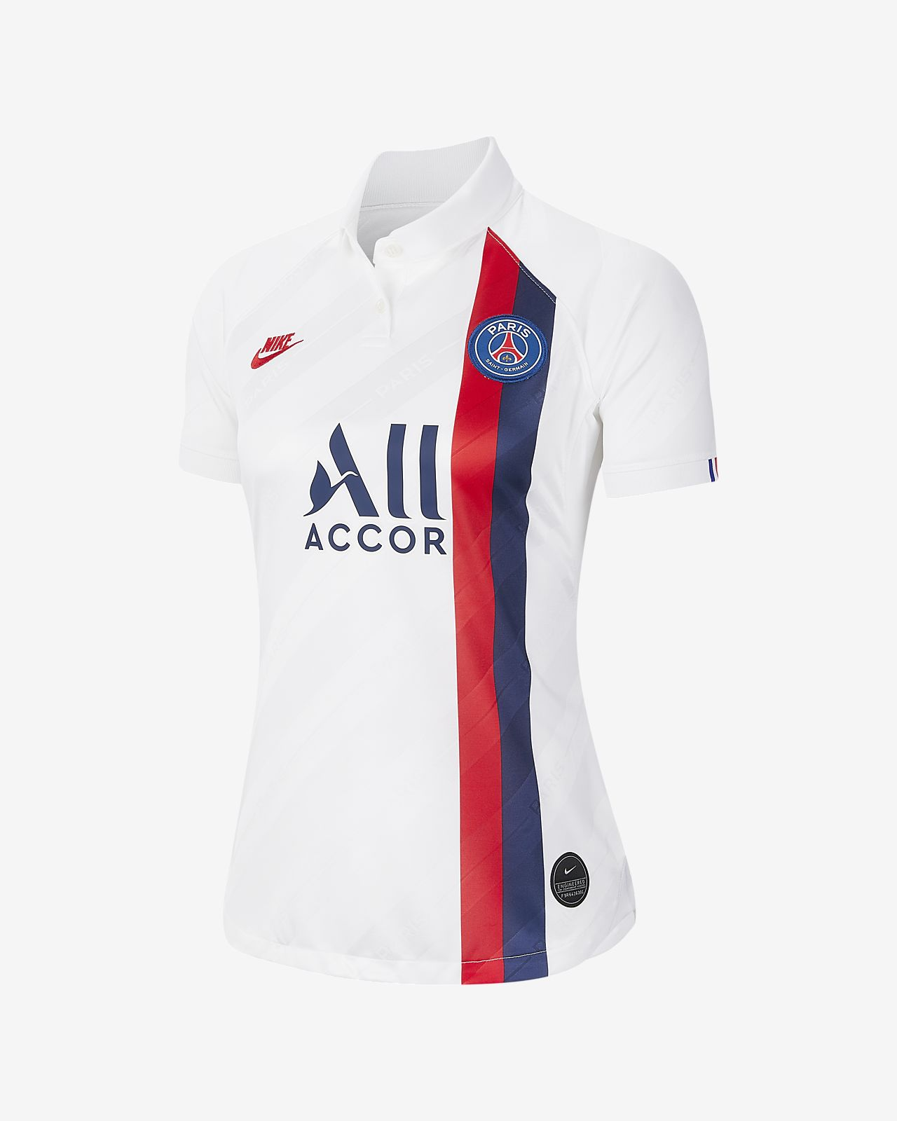 Paris Saint-Germain 2019/20 Stadium Third Women's Football Shirt