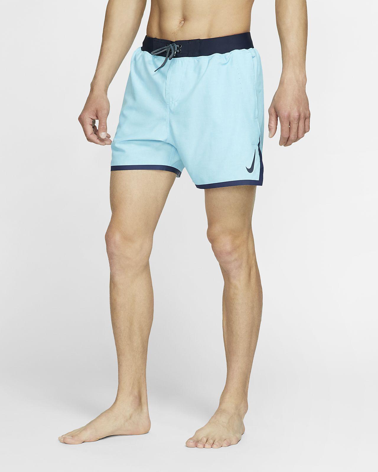Nike Linen Blade Volley Herenshorts (13 cm)