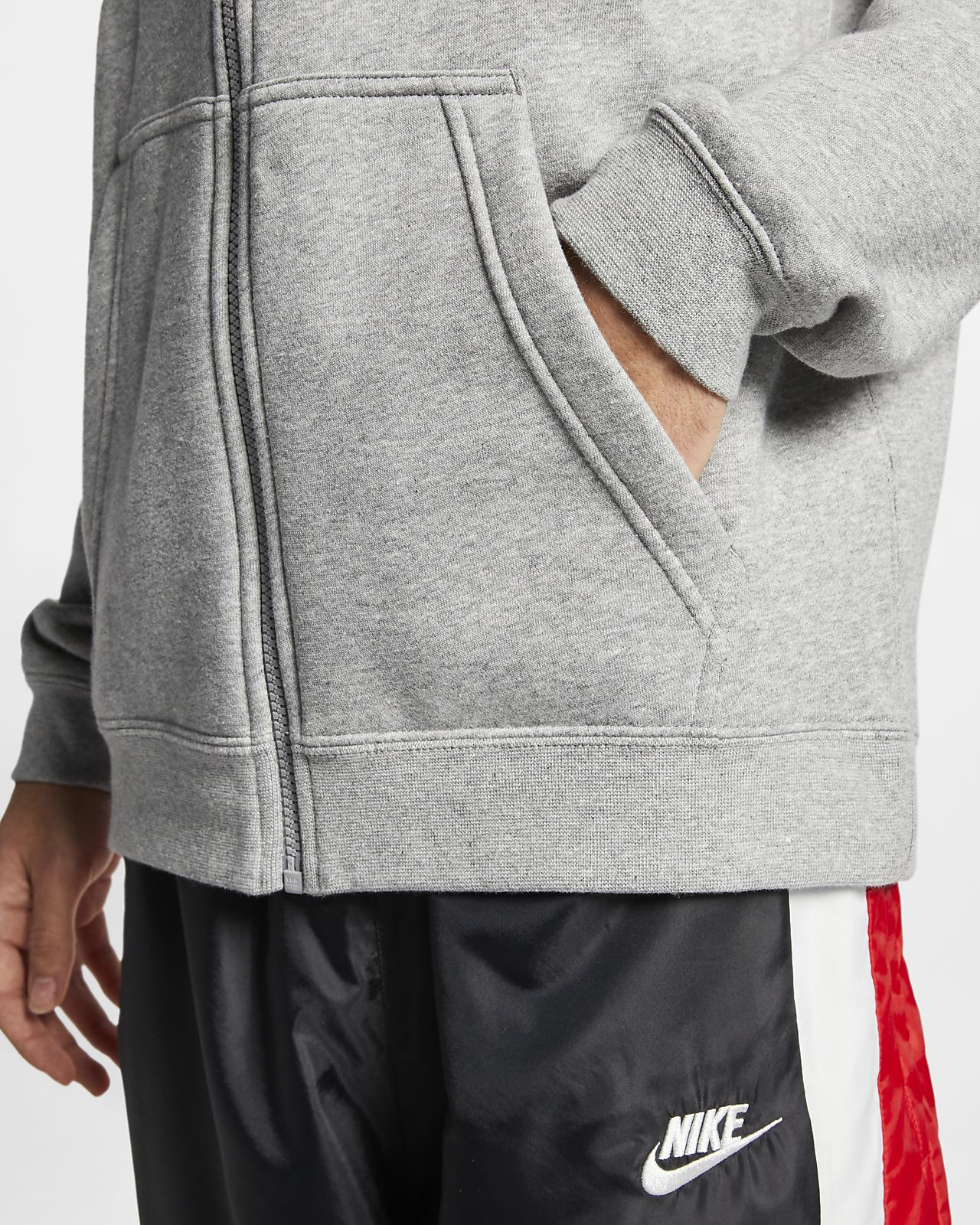 76d35afb61f6 Nike Sportswear Club Fleece Men s Hoodie. Nike.com GB
