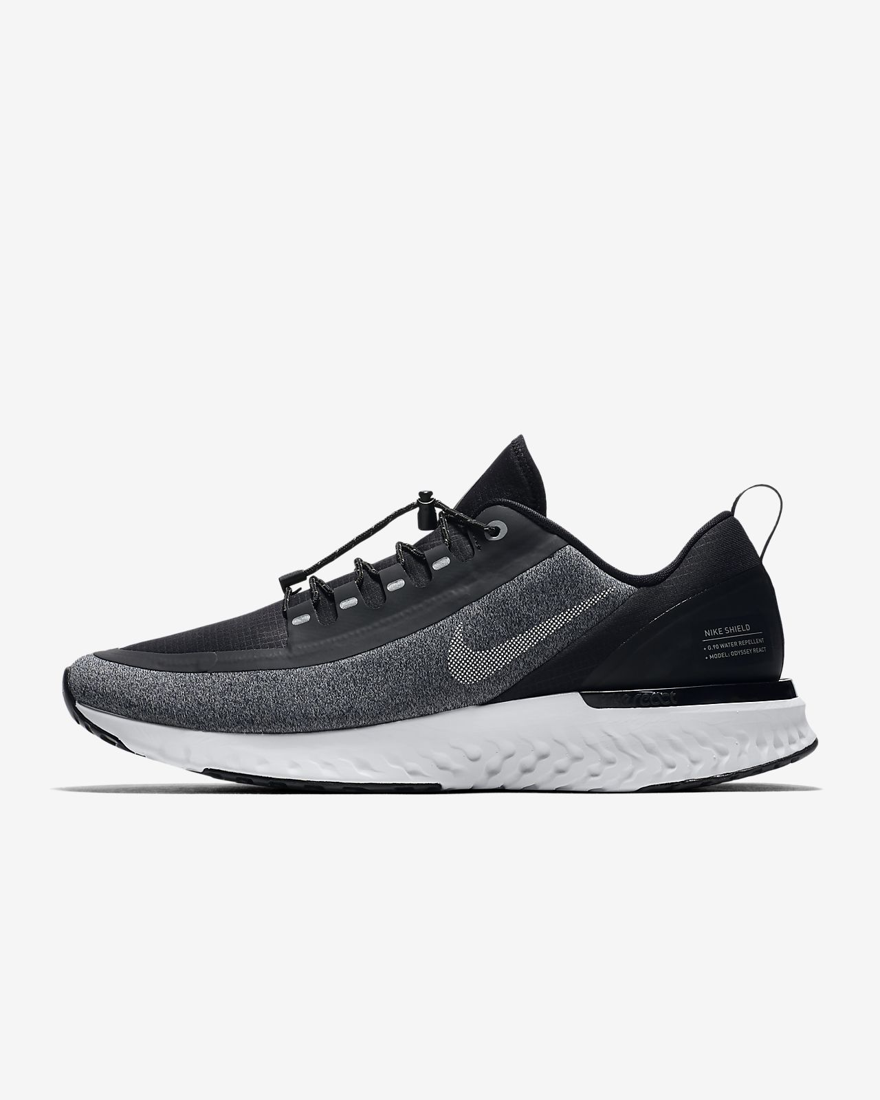 pretty nice e0b75 7303e ... Chaussure de running Nike Odyssey React Shield Water-Repellent pour  Homme