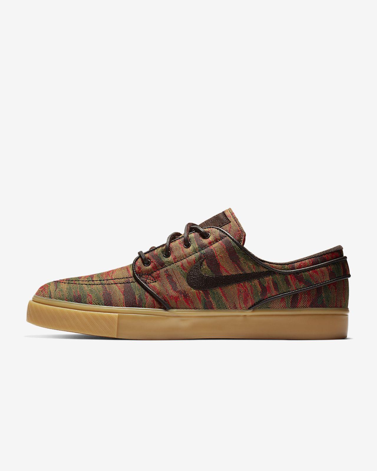 Nike SB Zoom Stefan Janoski Canvas Premium Erkek Kaykay Ayakkabısı
