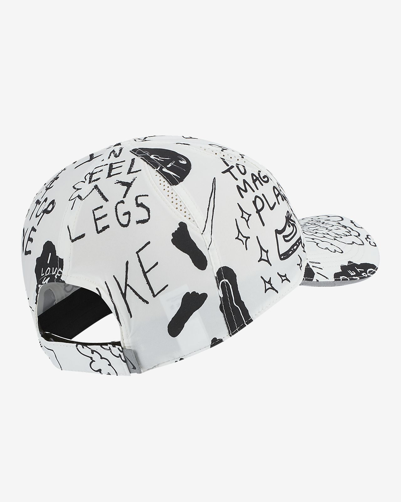 a6ee265a Nike Featherlight Nathan Bell Graphic Running Cap. Nike.com PH