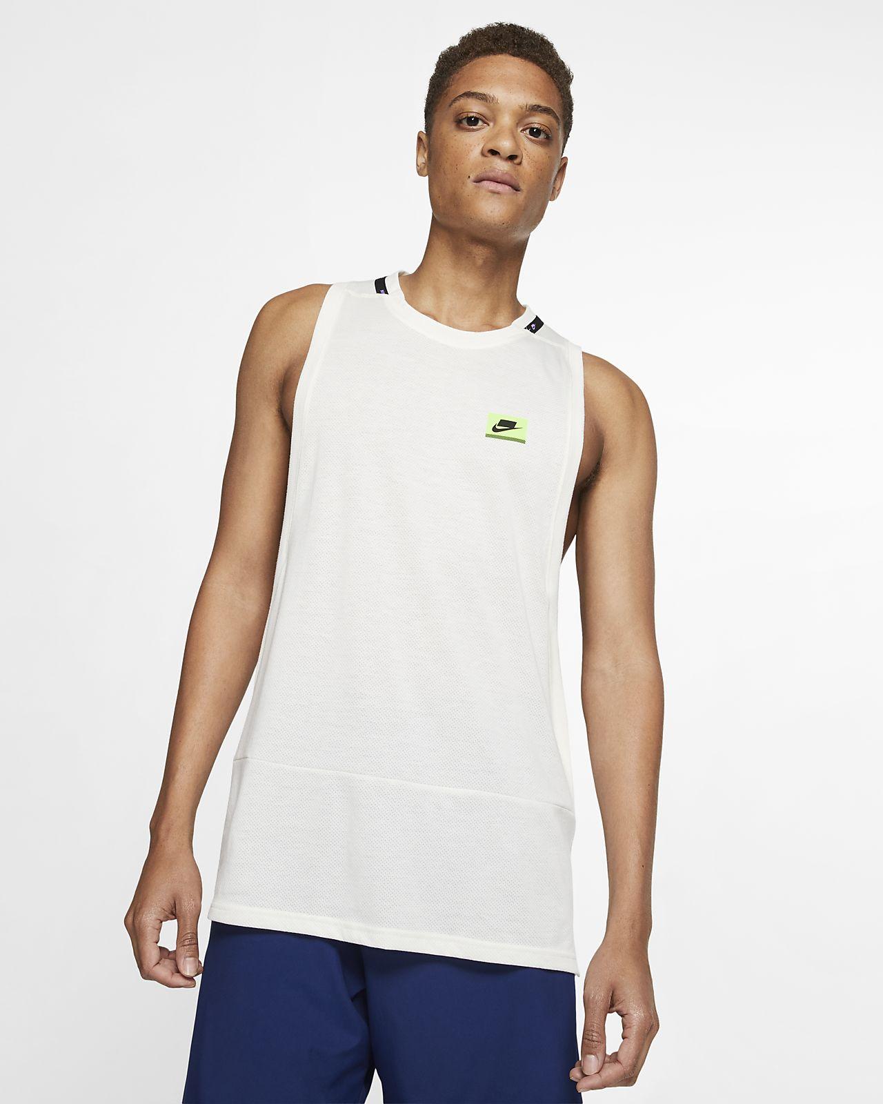 Camisola de treino sem mangas Nike Dri-FIT Sport Clash para homem