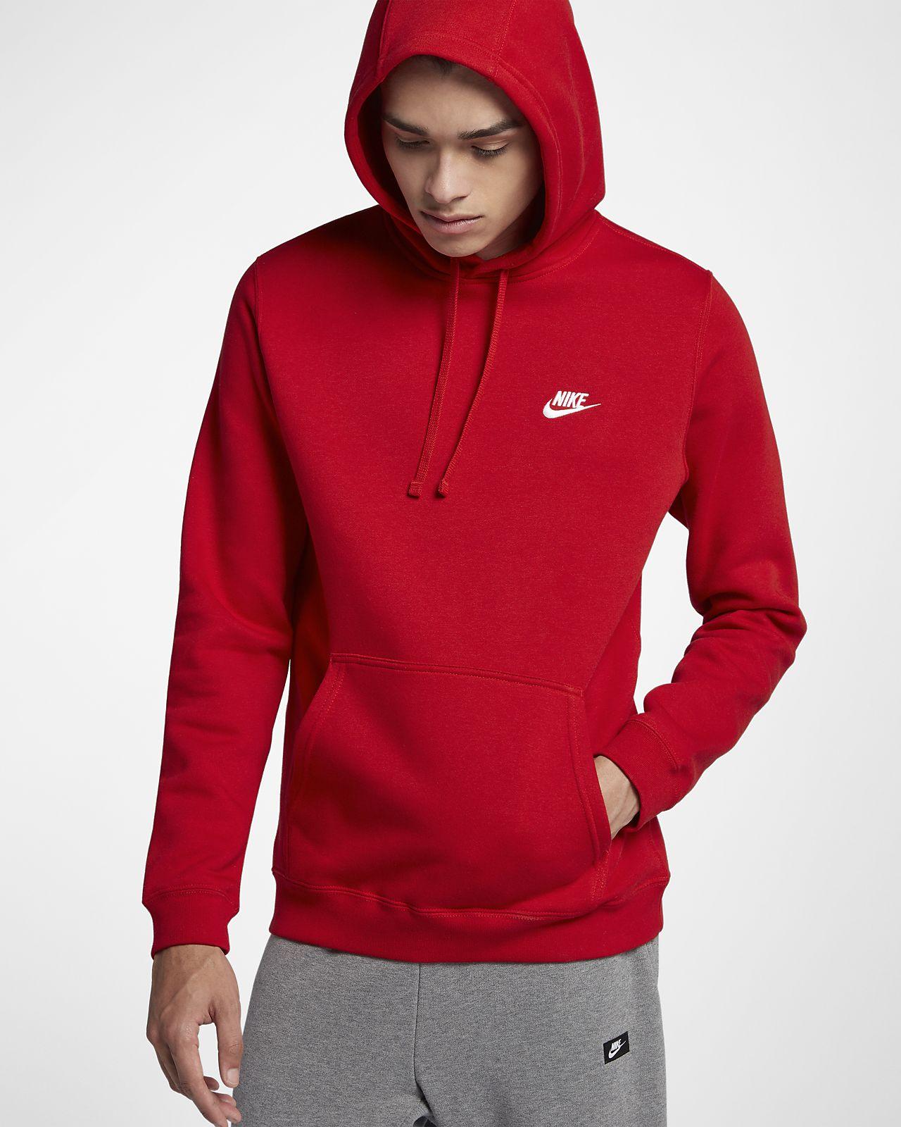 fcd2593dc Nike Sportswear Pullover Hoodie. Nike.com MA