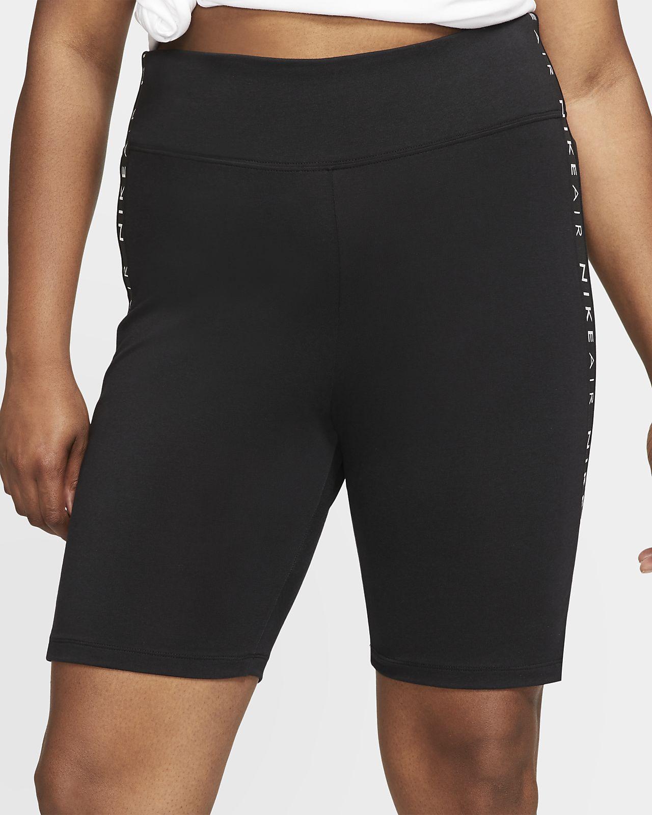 Женские шорты Nike Air (большие размеры)
