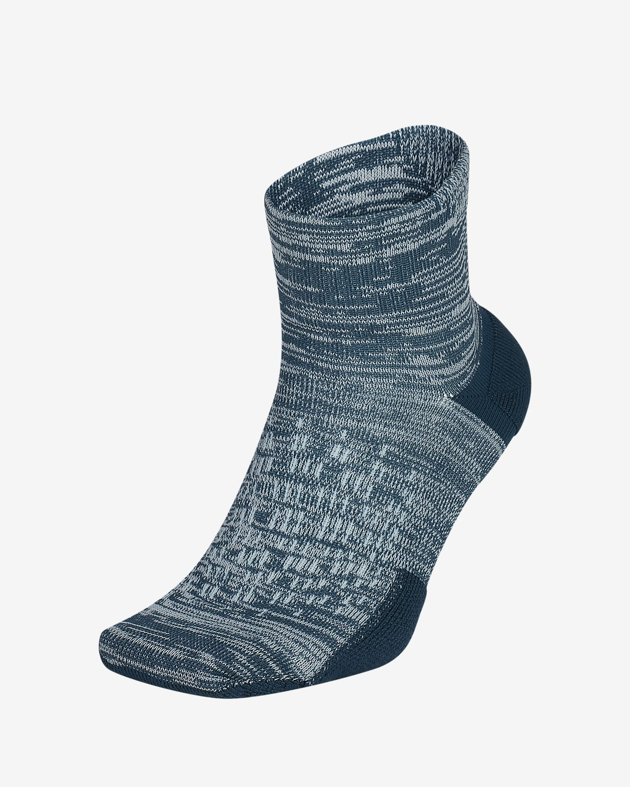 Nike Elite Cushioned Ankle Running Socks