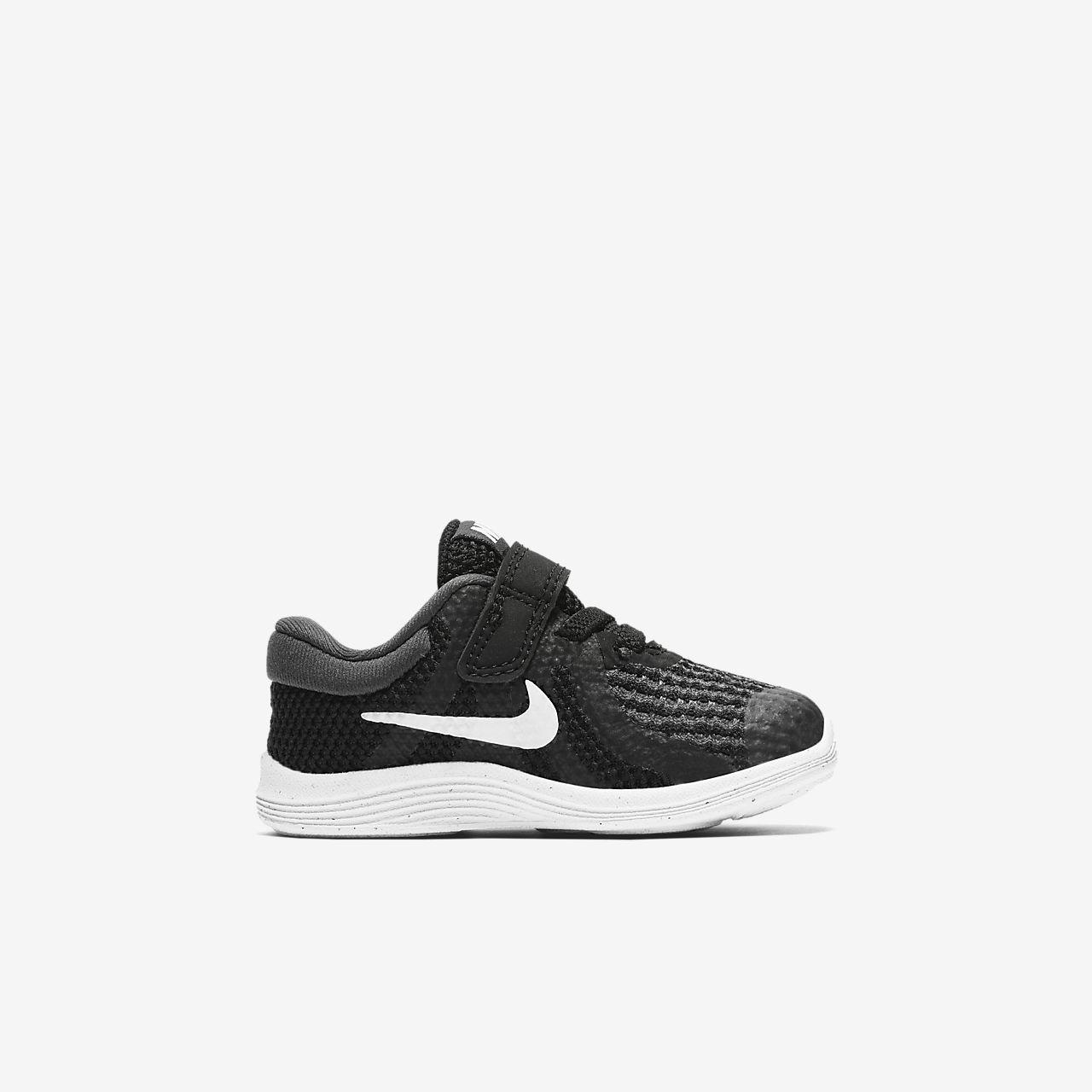 Chaussures Noires De Révolution De Nike Avec Velcro Pour Les Hommes ur14gl