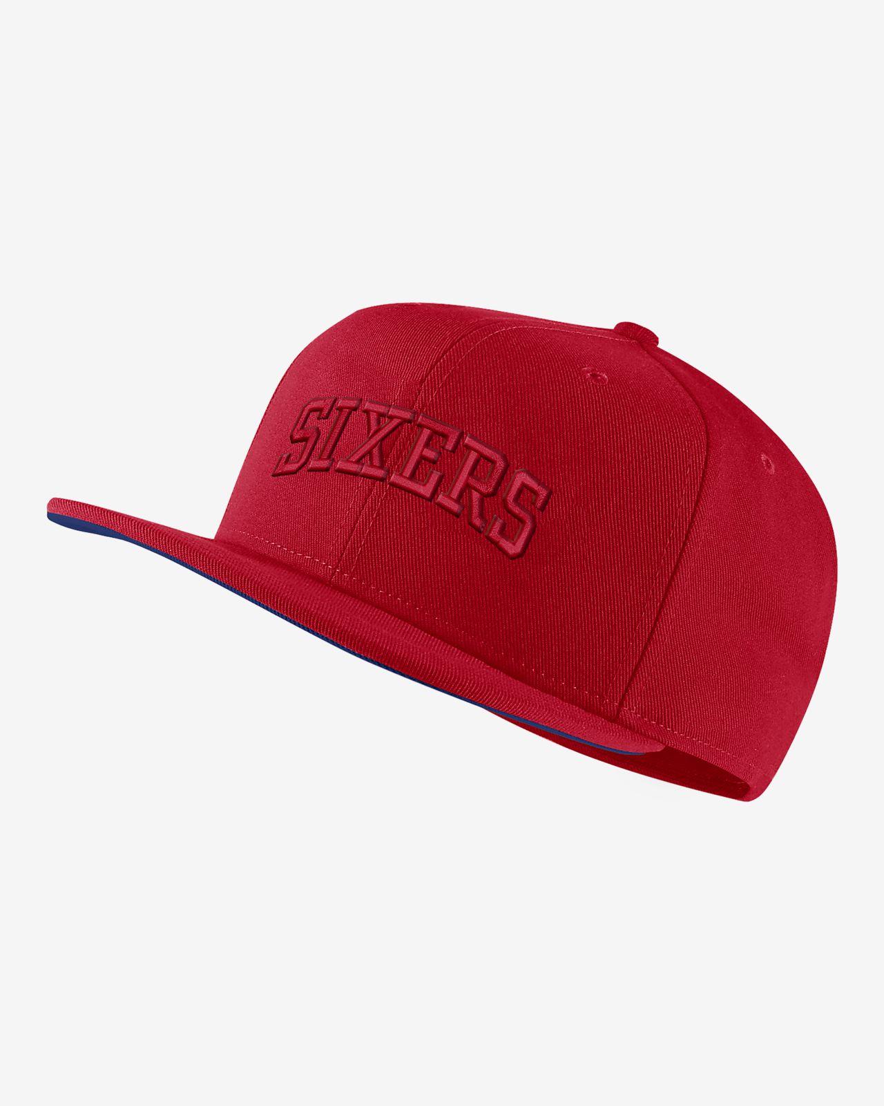 Philadelphia 76ers Nike AeroBill NBA-Cap
