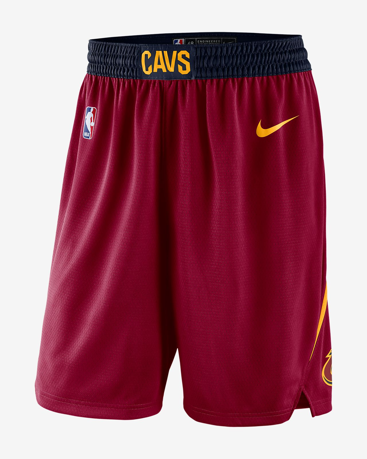 Cleveland Cavaliers Icon Edition Swingman Men's Nike NBA Shorts