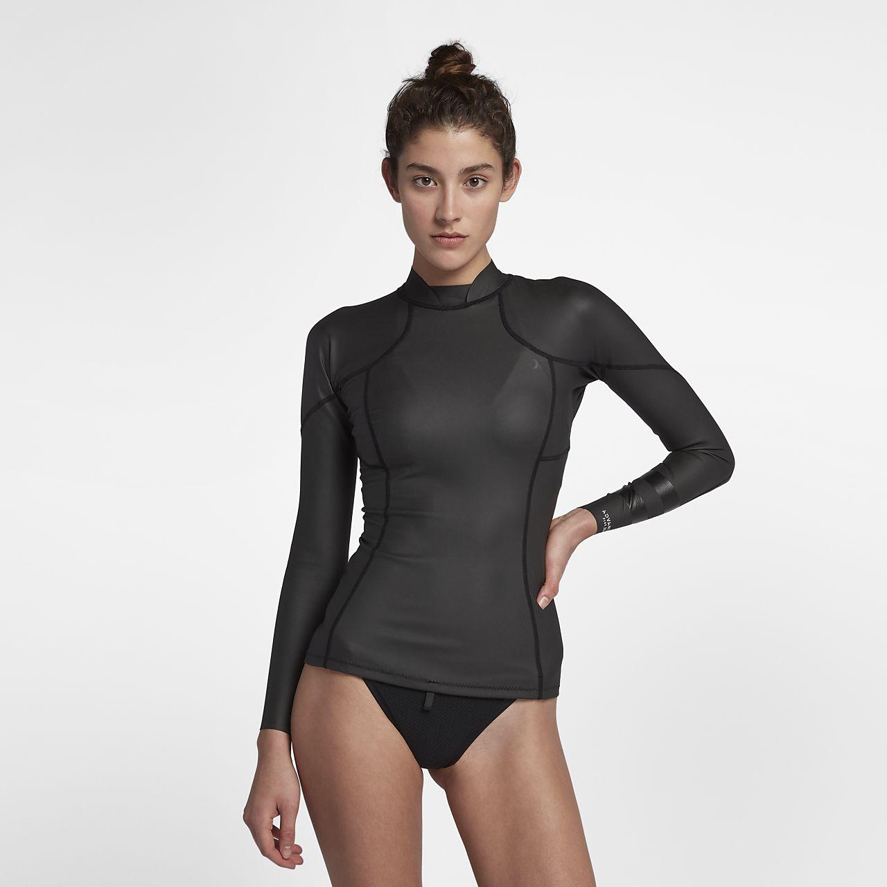 Hurley Advantage Plus 0.5mm Windskin Jacket Women's Wetsuit