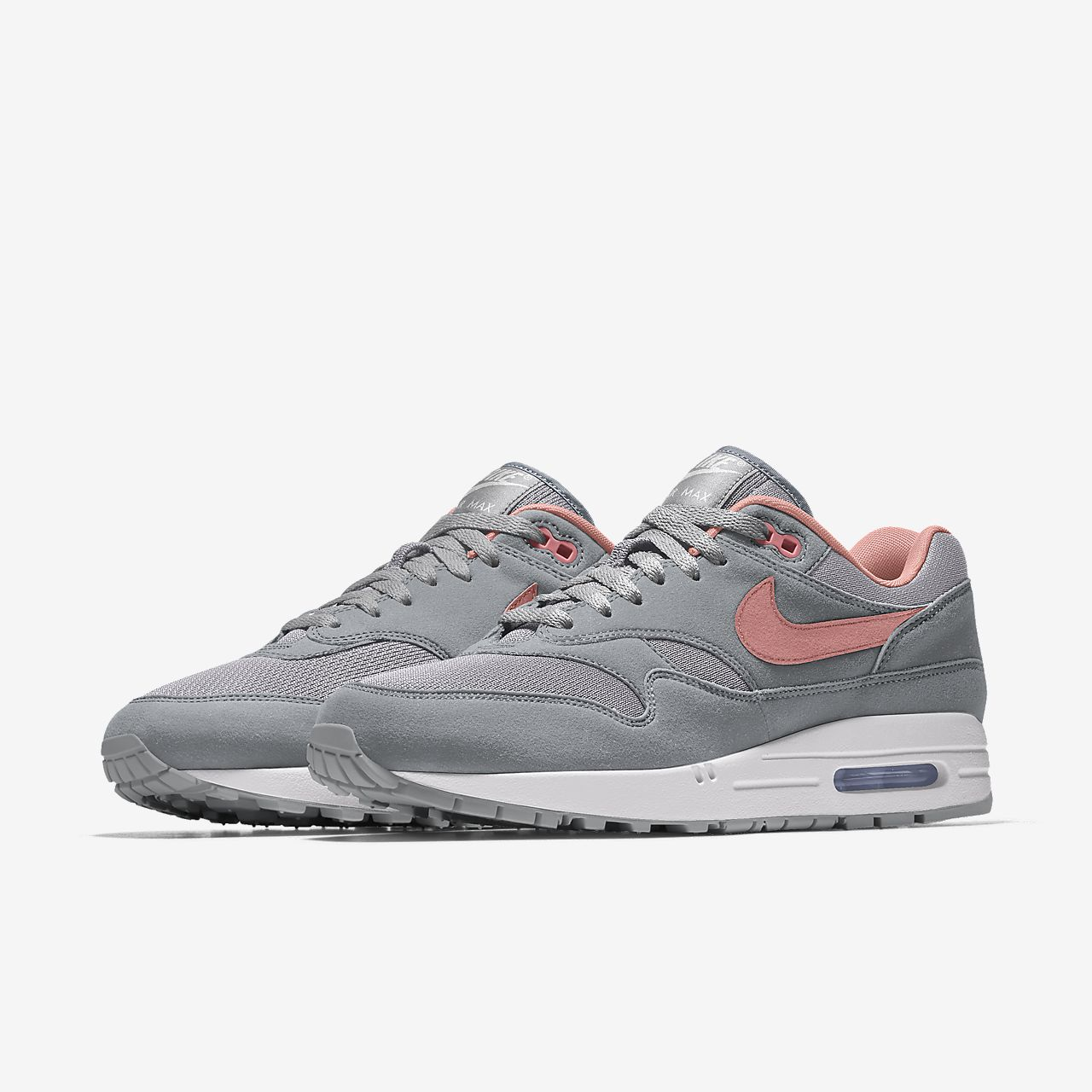 Nike Air Max 1 By You personalisierbarer Herrenschuh