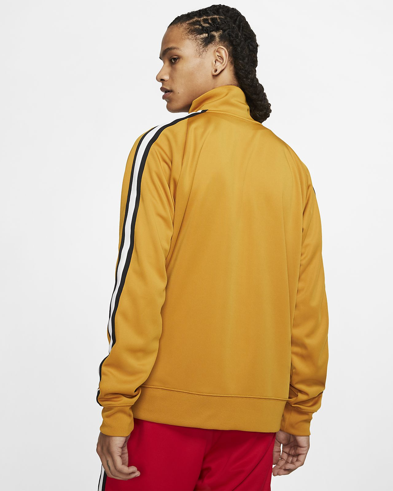 563f77e52 Nike Sportswear N98 Men's Knit Warm-Up Jacket. Nike.com ZA