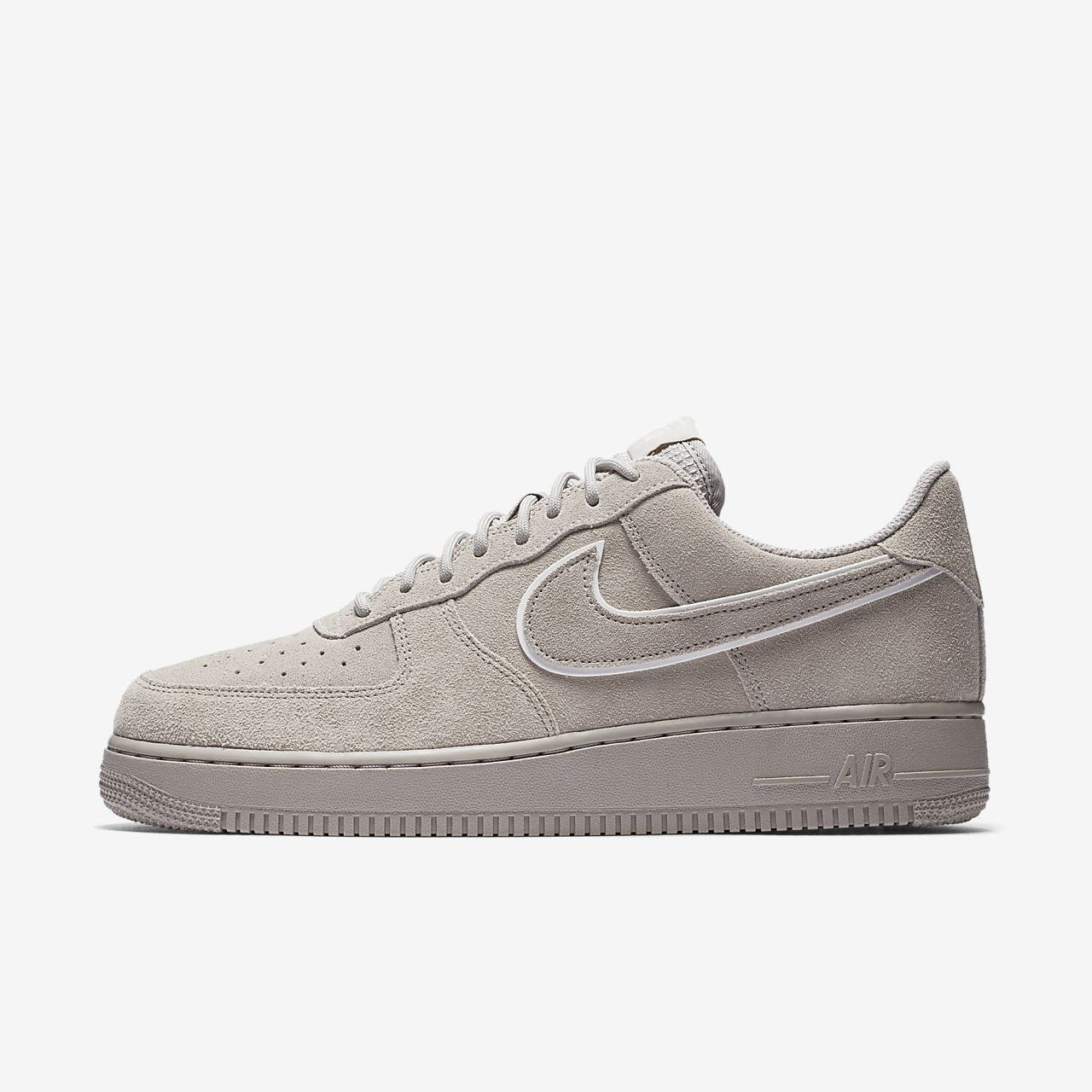 Brand New Men's Nike Air Force 1 '07 SE Suede (Khaki)
