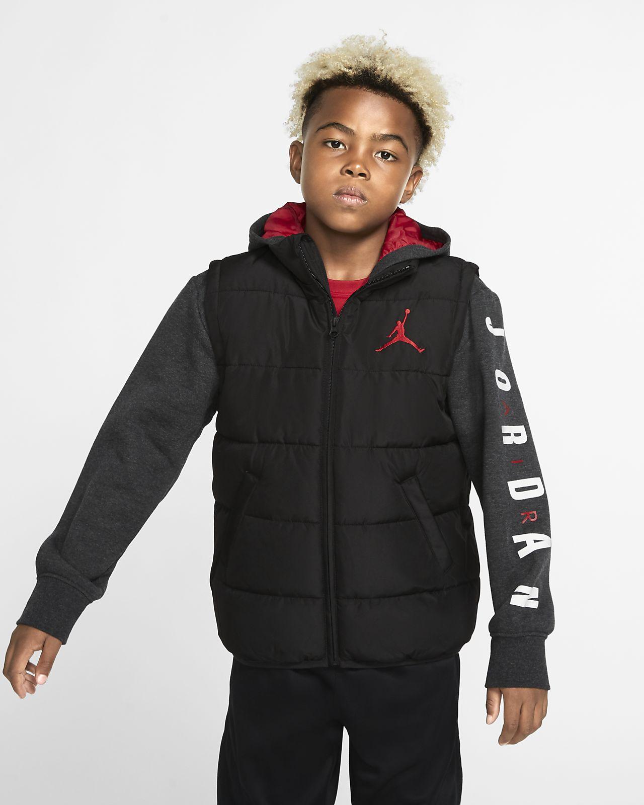 Jordan Jumpman Older Kids' (Boys') Full-Zip Puffer Jacket