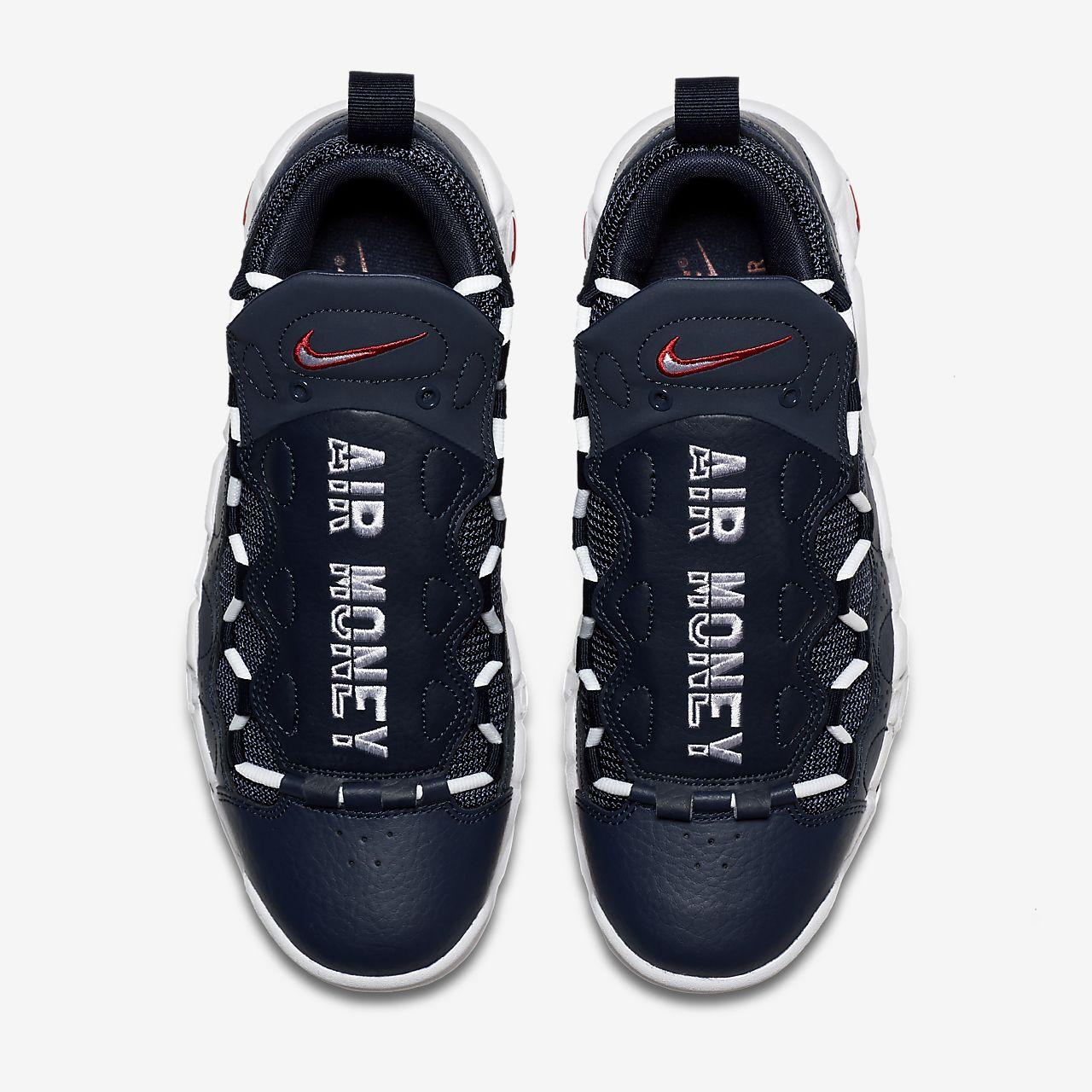 454dac69a4ac Nike Air More Money Men s Shoe. Nike.com
