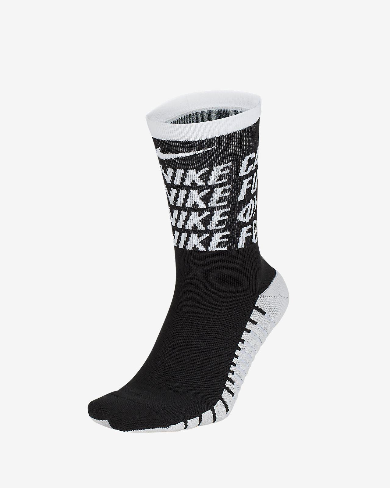 Středně vysoké fotbalové ponožky Nike F.C. Squad