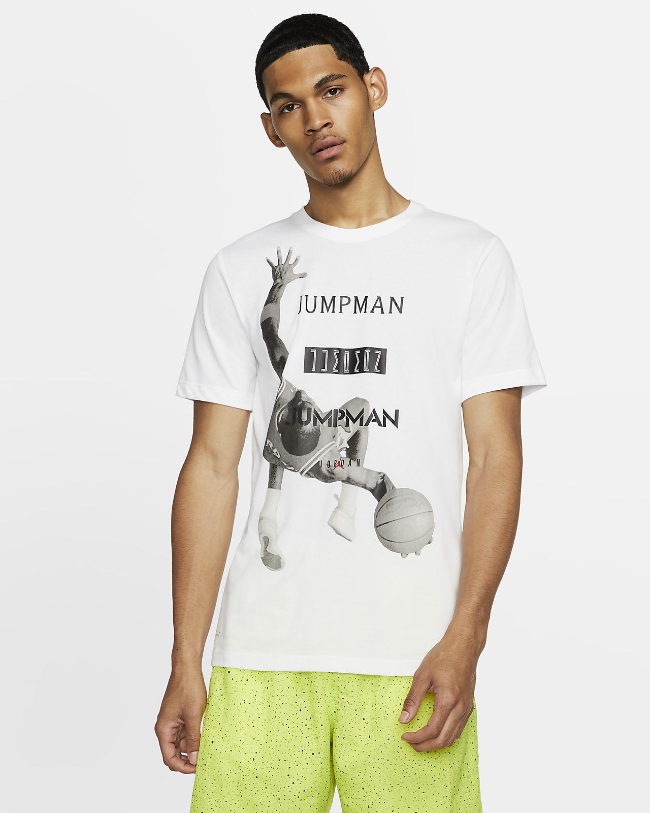 ジョーダン ジャンプマン フォト メンズ Tシャツ