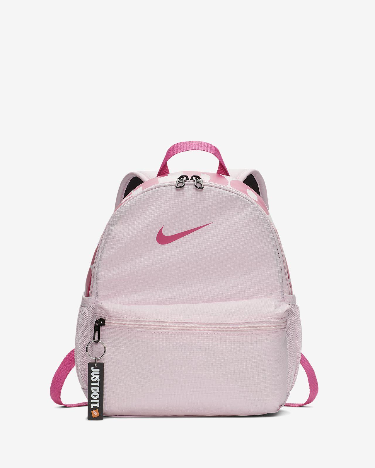 f8d9261070 Nike Brasilia Just Do It Kids  Backpack (Mini). Nike.com PT