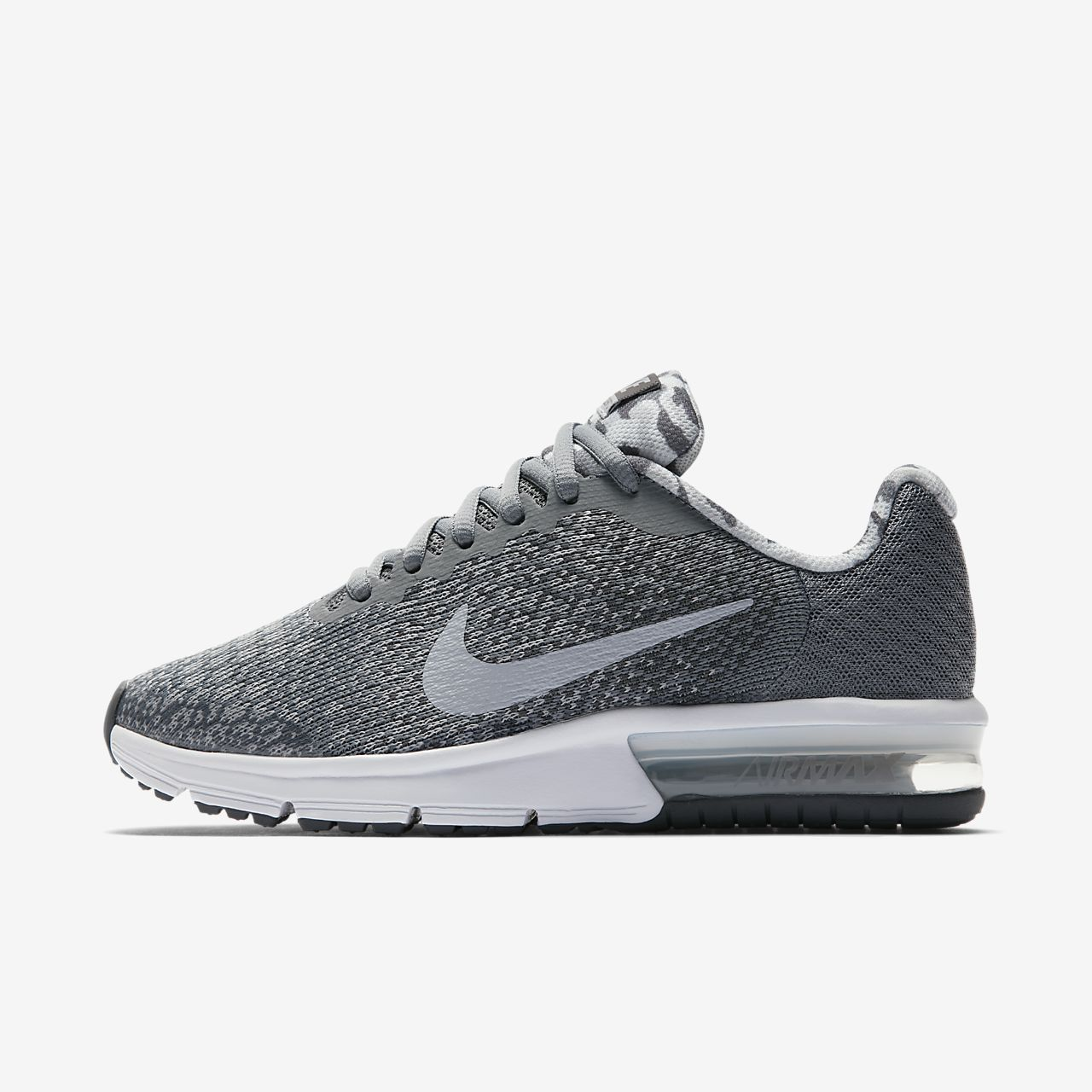 Nike Air Max Sequent 2 Older Kids  Shoe. Nike.com GB 1f6dc1469