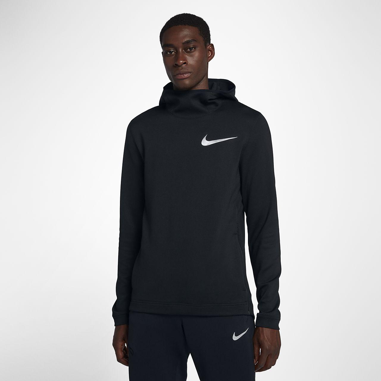 Nike Therma Flex Showtime Men s Pullover Basketball Hoodie. Nike.com 26979b67f