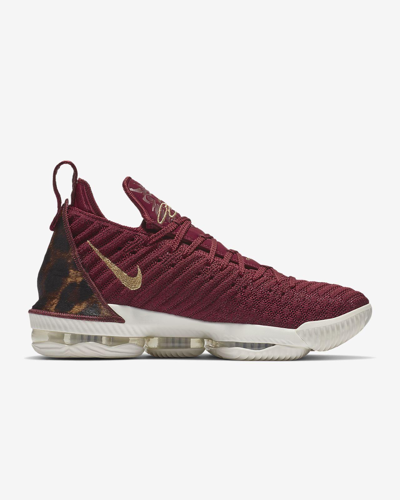 7c94a29bfa LeBron 16 Basketball Shoe