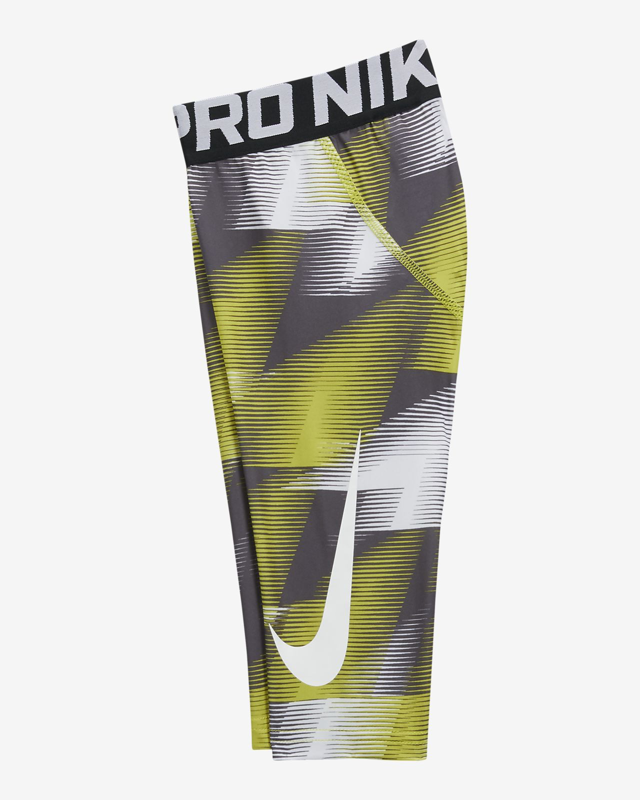 Nike Dri-FIT Little Kids' ¾-Length Base Layer Tights