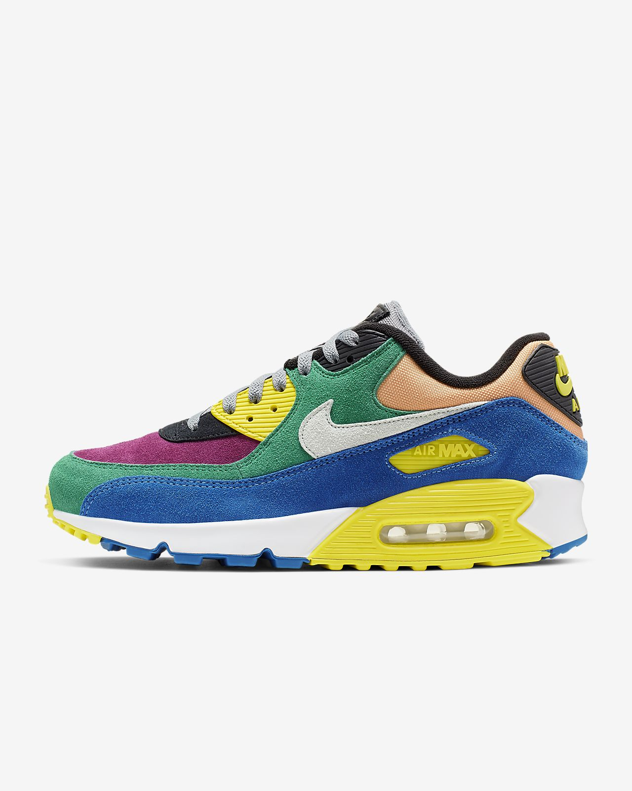 official photos 20ea9 04f44 Nike Air Max 90 Men's Shoe