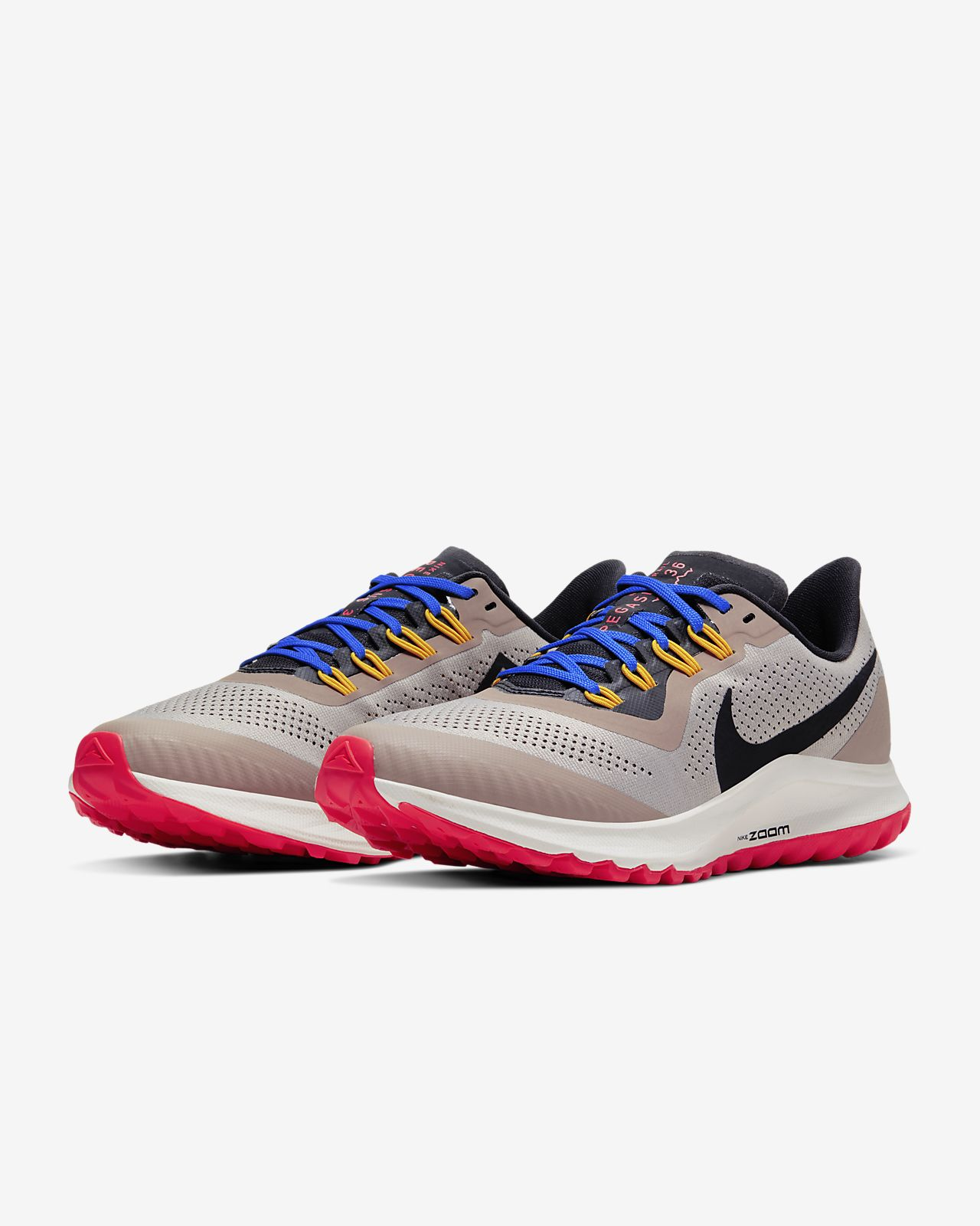 Cipő NIKE Air Zoom Pegasus 36 Trail AR5676 301 Geode TealBright Crimson