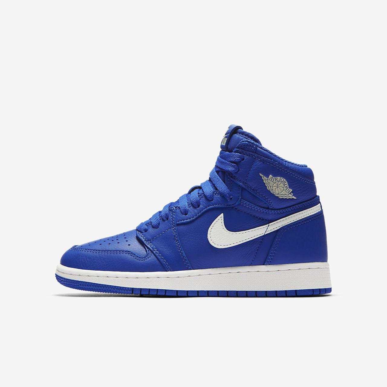 Air Jordan 1 Retro High Og Older Kids Shoe Nike Com Hr
