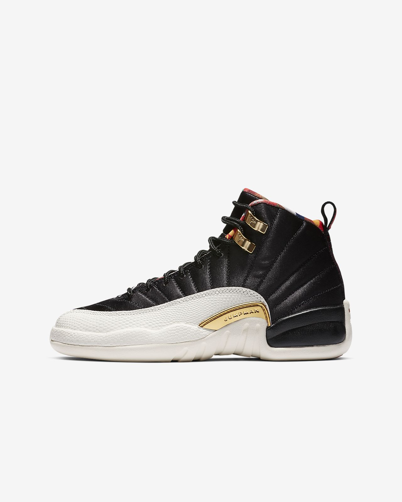 Air Jordan 12 Retro CNY Big Kids  Shoe. Nike.com 565ce9209f